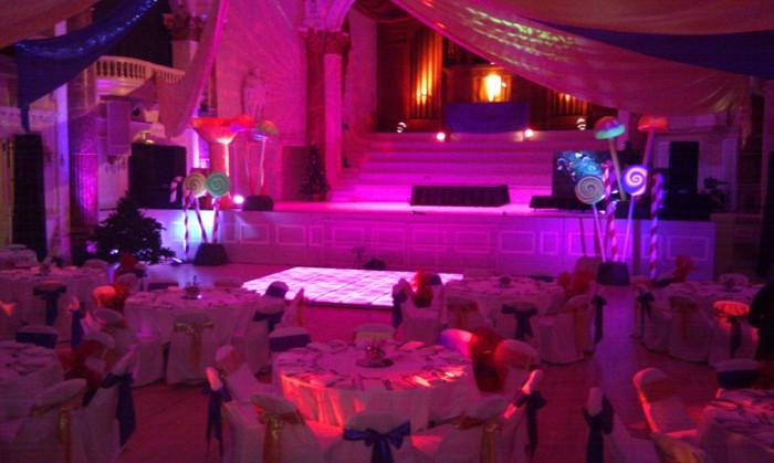 LED Dance Floor for Theatre