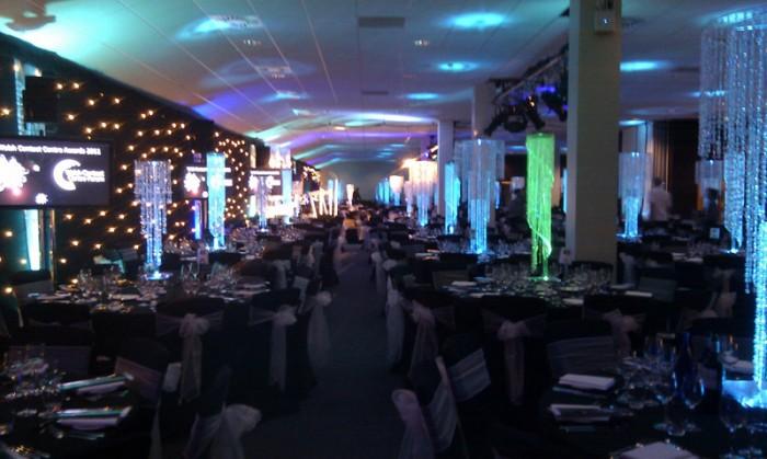 Corporate LED Lighting Hire