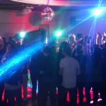 LED Dance Floor Party