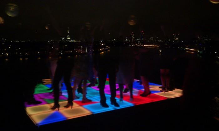City LED Dance Floor Hire
