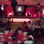 Business Event Dance Floor Hire