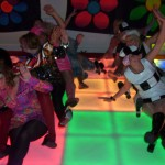 Theme Party Dance Floor Hire