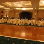 Classic Wooden Dance Floor Hire