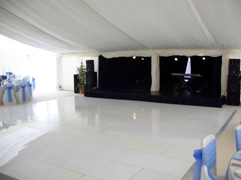 Beautiful Wedding Dance Floor Hire