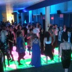 Corporate LED Dance Floor Hire