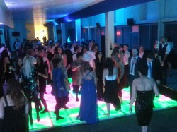 Corporate LED Dance Floor Hire