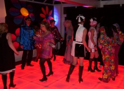 Flash Dance Floor Birthday Parties