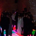 Christmas LED Colourful Dance Floor Hire