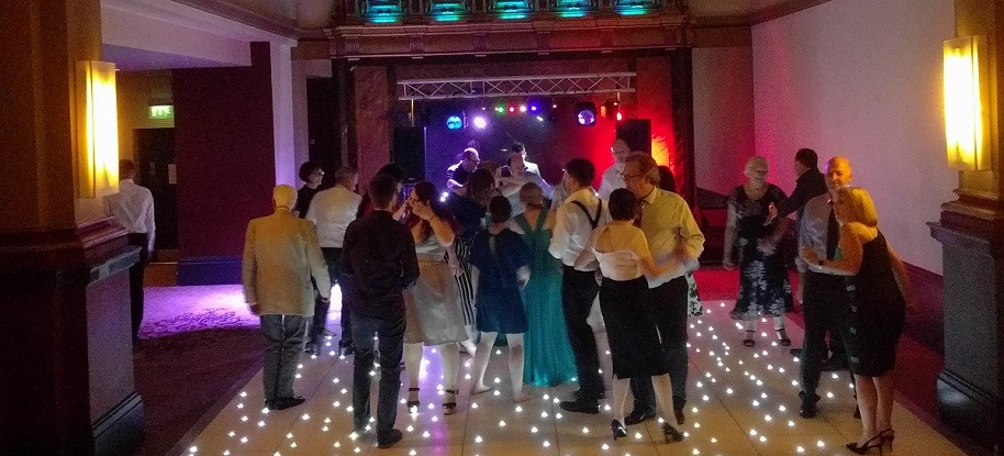 Led Starlit Wedding Dance Floor