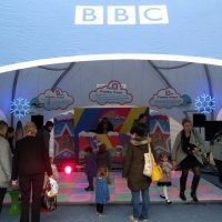 BBC Stage Floor Prop Hire