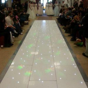 Catwalks Wedding Show Walkway Hire