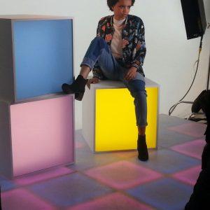 Filming LED Lights Hire