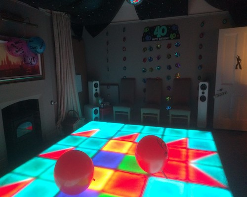 House Party Hire