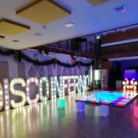 Party LED Lights Hire