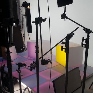 LED Stage Production Media Hire