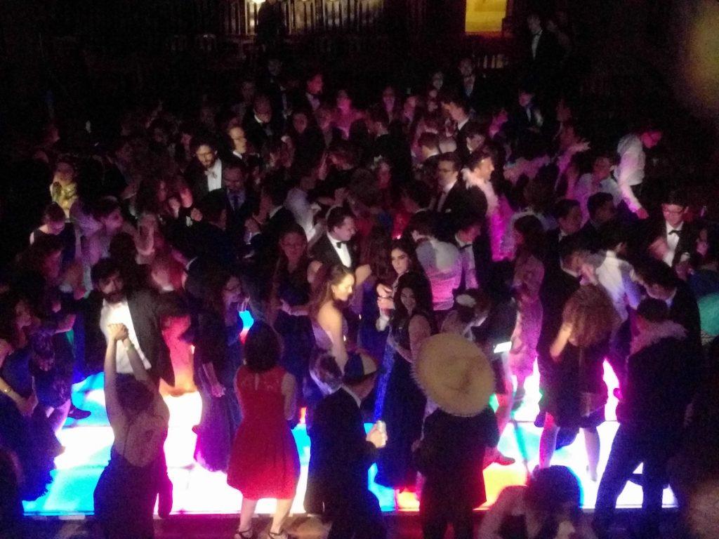 Hire a Dance Floor