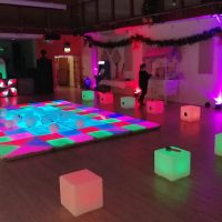 Party Hire Furniture LED Lights
