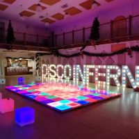 Party Lettering Furniture Hire