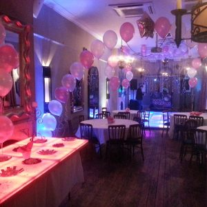 Party Packages to Hire