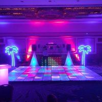 Wedding Party Hire Disco DJ Lights