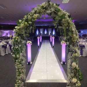 Wedding Walkways for Hire UK